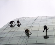 High Rise Window Cleaning in Wisconsin