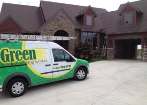 Window Cleaning in Sun Prairie, WI | Green Window Cleaning Services